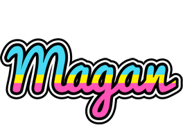 Magan circus logo