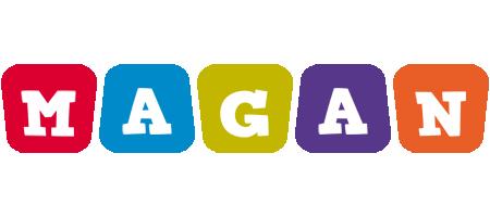 Magan daycare logo