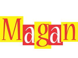 Magan errors logo
