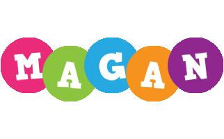 Magan friends logo