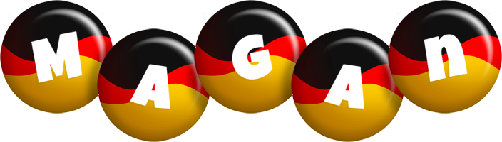 Magan german logo