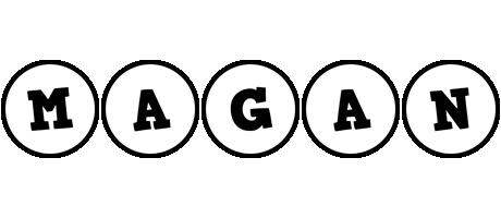 Magan handy logo