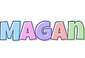 Magan pastel logo