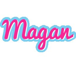 Magan popstar logo