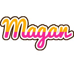 Magan smoothie logo