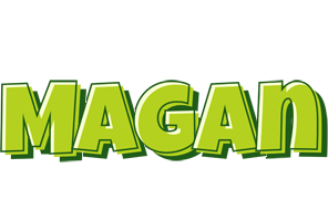 Magan summer logo