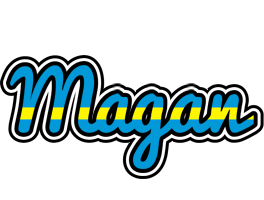 Magan sweden logo