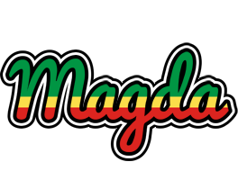 Magda african logo