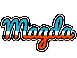 Magda america logo