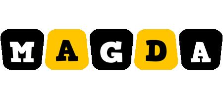 Magda boots logo