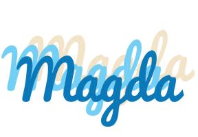 Magda breeze logo