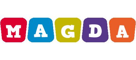 Magda daycare logo