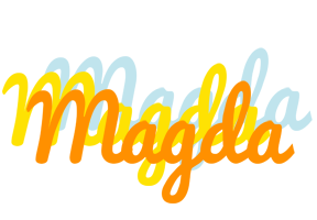 Magda energy logo