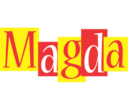 Magda errors logo
