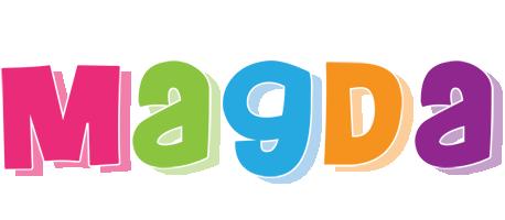 Magda friday logo