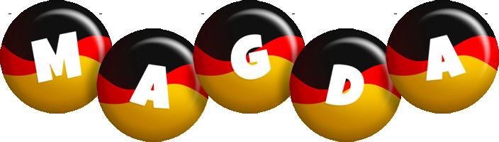 Magda german logo