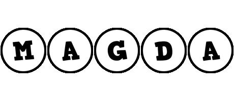 Magda handy logo
