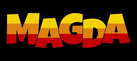 Magda jungle logo