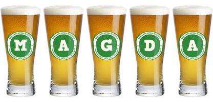 Magda lager logo