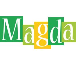 Magda lemonade logo