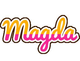 Magda smoothie logo