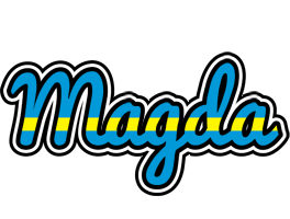 Magda sweden logo