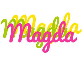 Magda sweets logo