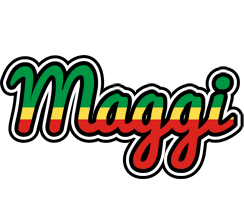 Maggi african logo
