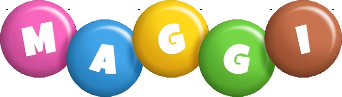 Maggi candy logo