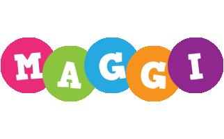 Maggi friends logo