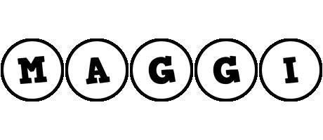 Maggi handy logo