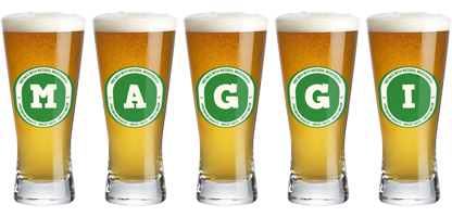 Maggi lager logo
