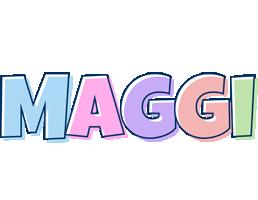 Maggi pastel logo
