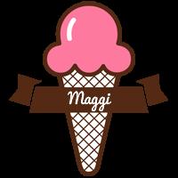 Maggi premium logo