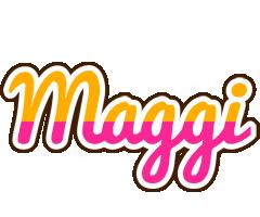 Maggi smoothie logo