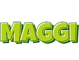 Maggi summer logo