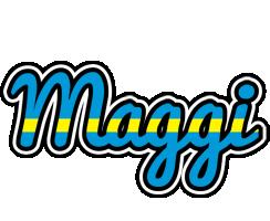 Maggi sweden logo