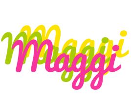 Maggi sweets logo