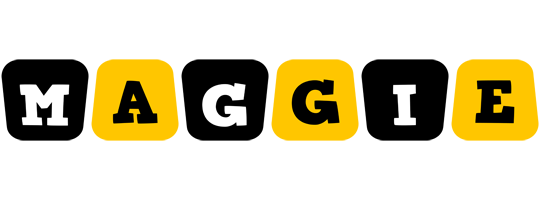 Maggie boots logo