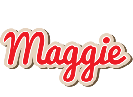 Maggie chocolate logo
