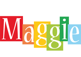 Maggie colors logo
