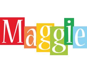 Maggie colors logo