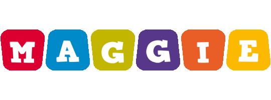 Maggie daycare logo