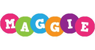 Maggie friends logo