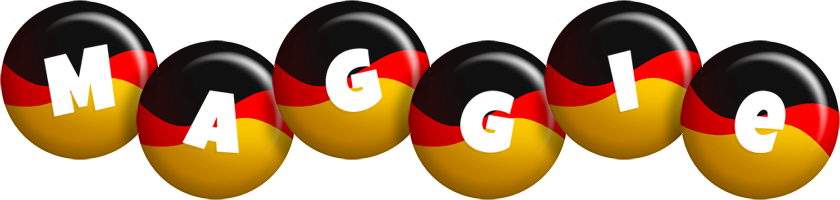 Maggie german logo