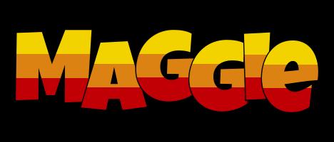 Maggie jungle logo