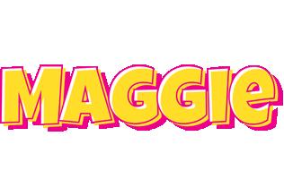 Maggie kaboom logo