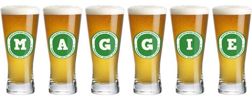 Maggie lager logo