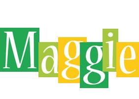 Maggie lemonade logo