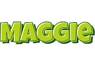 Maggie summer logo